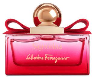 L'iconica fragranza Signorina, firmato da Salvatore Ferragamo,