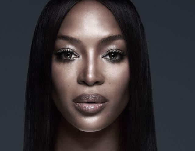 Naomi Campbell è il volto di Nars