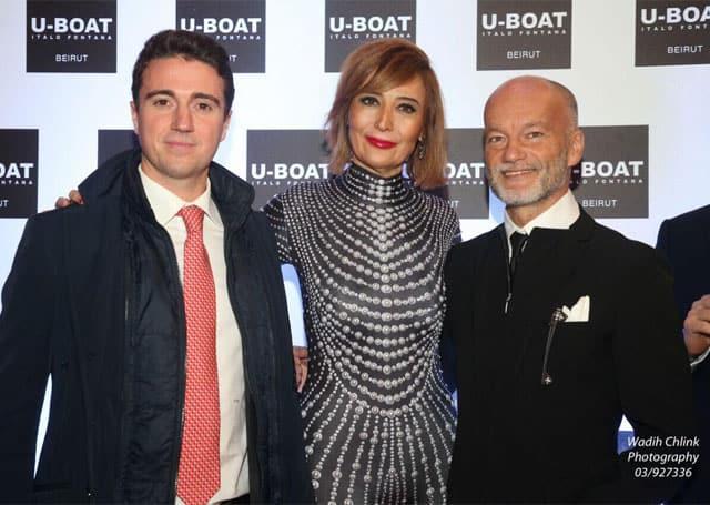 U-Boat nella capitale del Libano