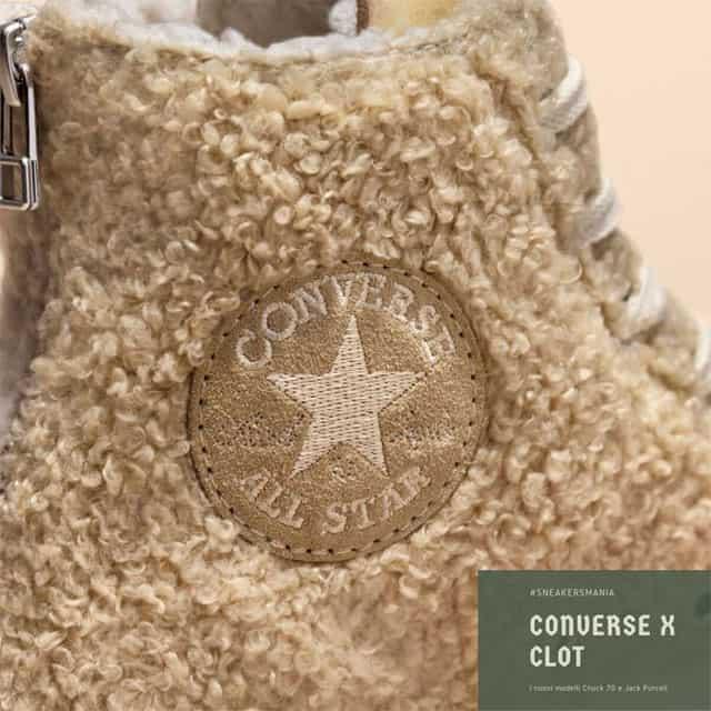 Converse X Clot