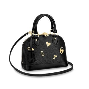 Louis Vuitton Love Lock Alma BB