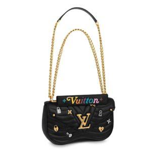 Louis Vuitton Love Lock New Wave Chain Bag MM