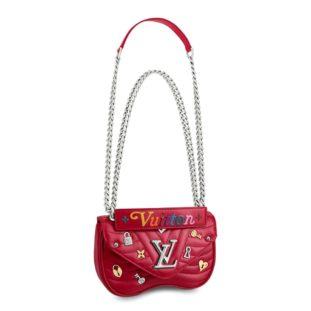 Louis Vuitton Love Lock New Wave Chain Bag PM