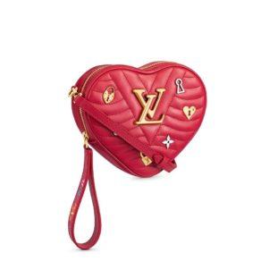 Louis Vuitton Love Lock New Wave Heart Bag