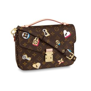 Louis Vuitton Love Lock Pochette Metis