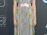 Lucy Boynton in Gucci
