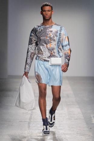 La collezione uomo A.I. 19/20 di Miguel Viera