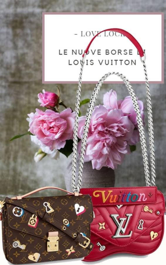 Love Lock - La nuova collezione di Borse di Louis Vuitton