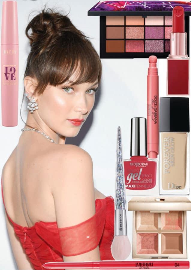 Bella Hadid e San Valentino