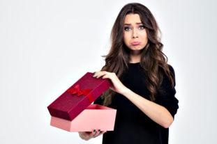 regali non desiderati