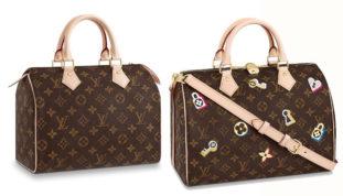 La nuova borsa Speedy di Louis Vuitton