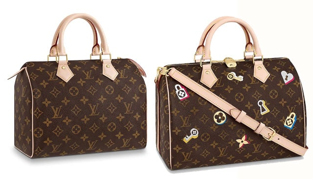 La nuova borsa Speedy di Louis Vuitton