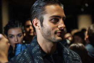 giorgio armani - make up - sfilata - fw 2019-20 -