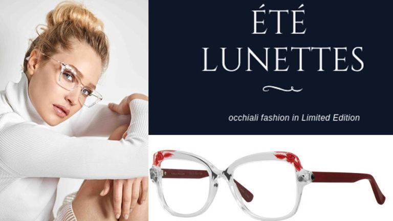 Été Lunettes , i nuovi occhiali