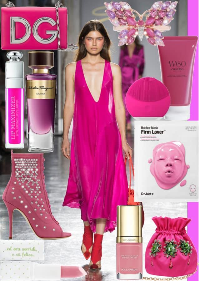 La bella stagione porta energia, calore e un nuovo romanticismo! Tutto si tinge e profuma di rosa! Preferite la nuance cipria, fucsia o Bouganville?
