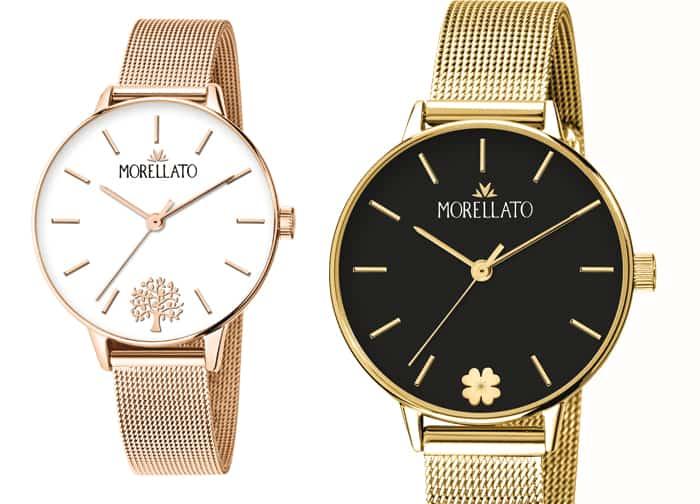 I nuovi orologi Morellato da donna