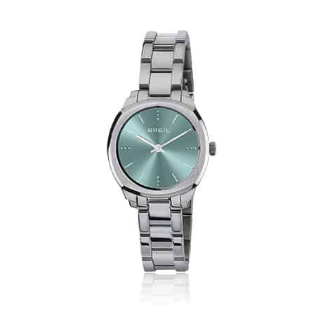 orologio donna in acciaio Breil Haze