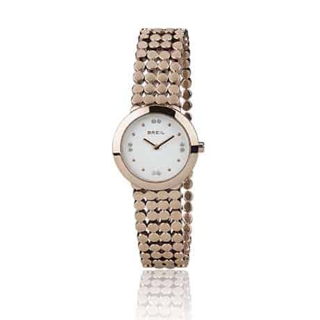 orologio donna in acciaio Breil Silk