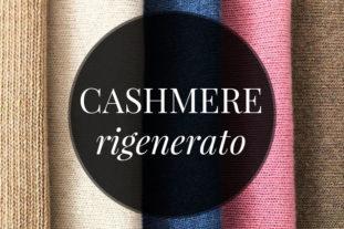 cashmere rigenerato