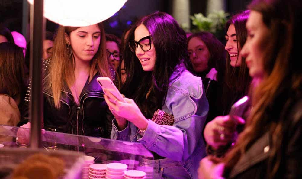 "gli occhiali ""Blumarine Eyewear by GDL"""