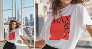 Le t-shirt manifesto di MAX&Co.