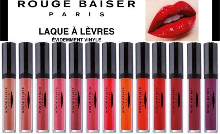 Vynile di Rouge Baiser Paris