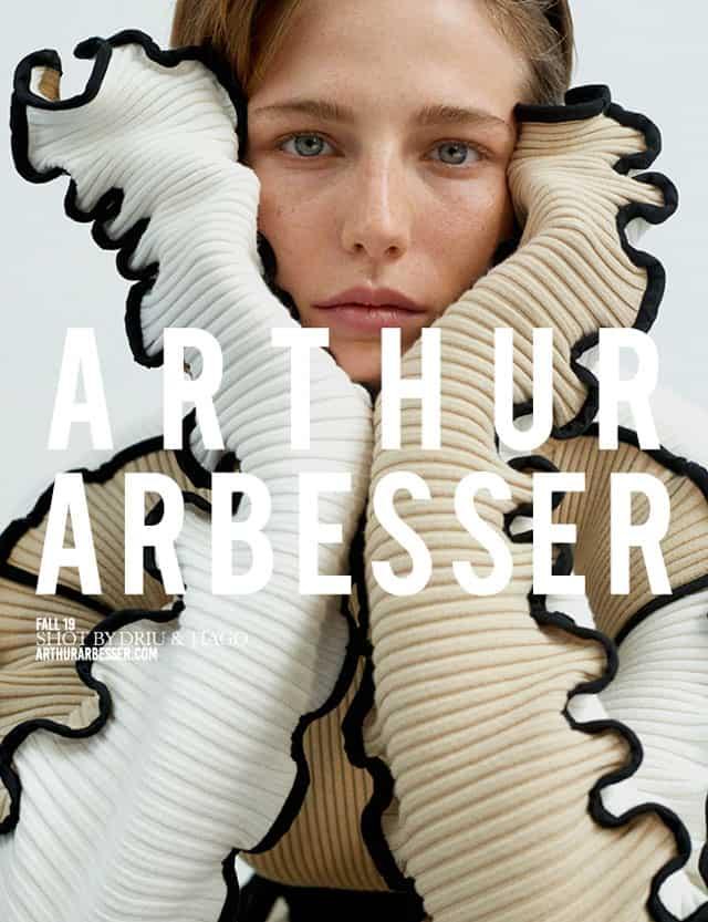 Arthur Arbesser - fw 2019-20