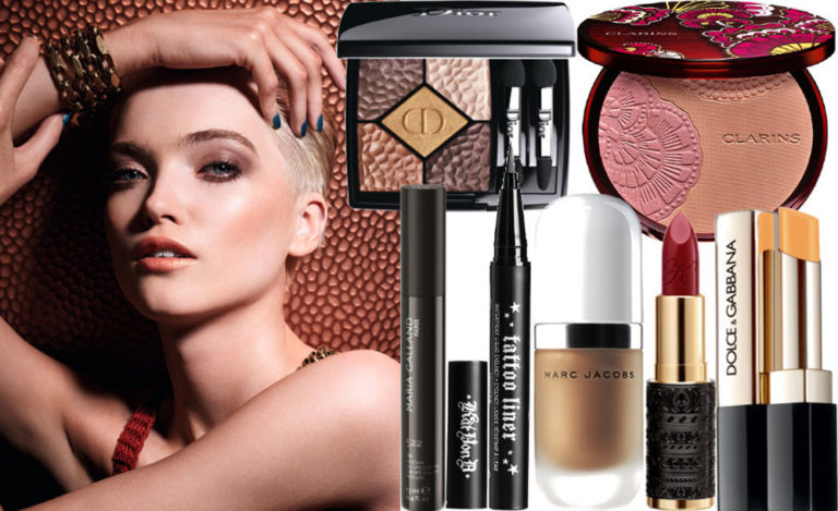 Make Up: LOOK-SUN-KISSED
