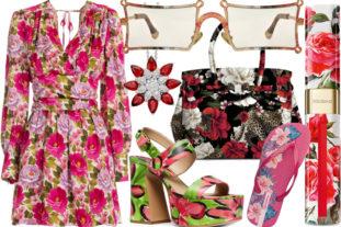 Una moda a fiori