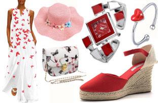 Look 1 - moda donna