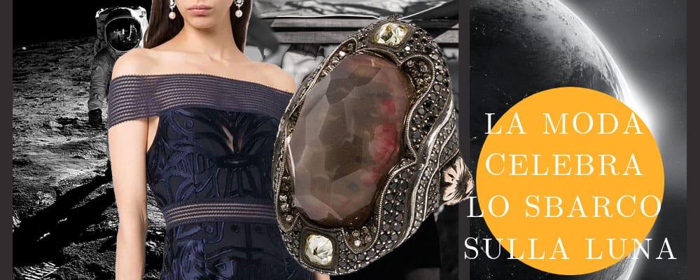 La moda rende omaggio alla luna con proposte a tema