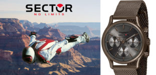 Arriva il nuovo orologio Sector 660