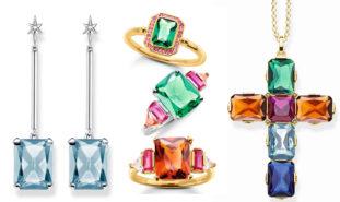 Rita Ora interpreta la nuova collezione di gioielli di THOMAS SABO