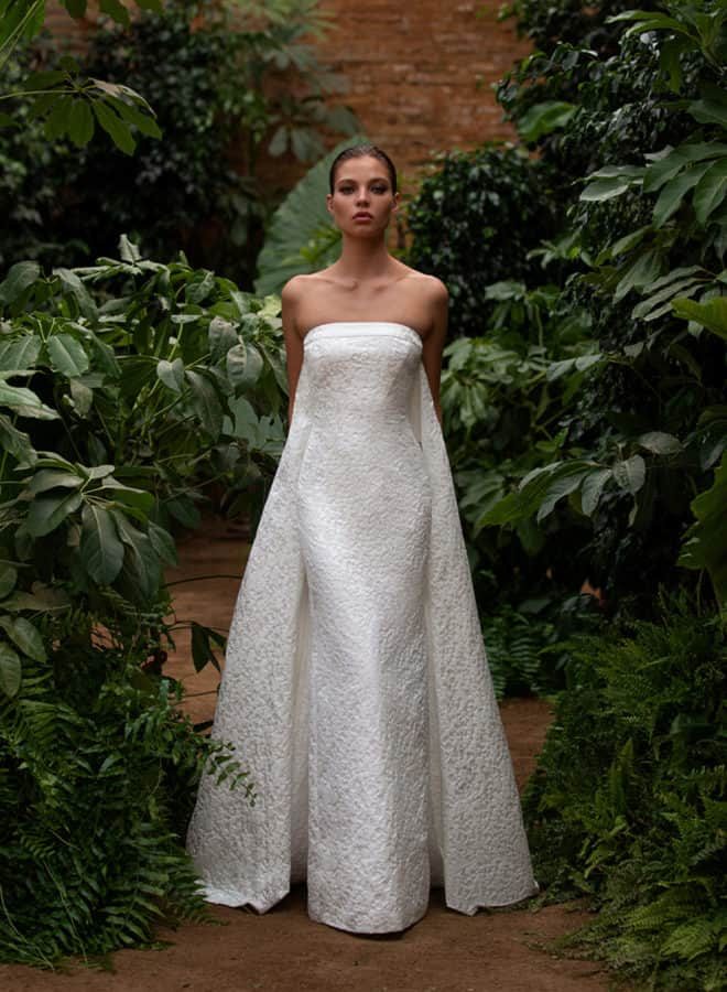 Abiti da sposa 2019 - Zac Posen for White One
