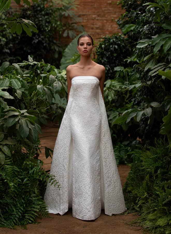Abiti da sposa 2019 - Zac Posen for White One
