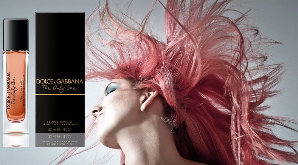 The Only Hair MIst di Dolce&Gabbana Beauty