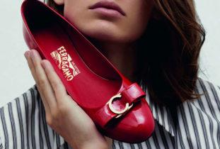 Vara, l'iconica scarpa creata 40 anni fa da Salvatore Ferragamo,