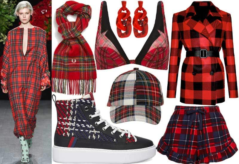 Lo stile scozzese per le Feste