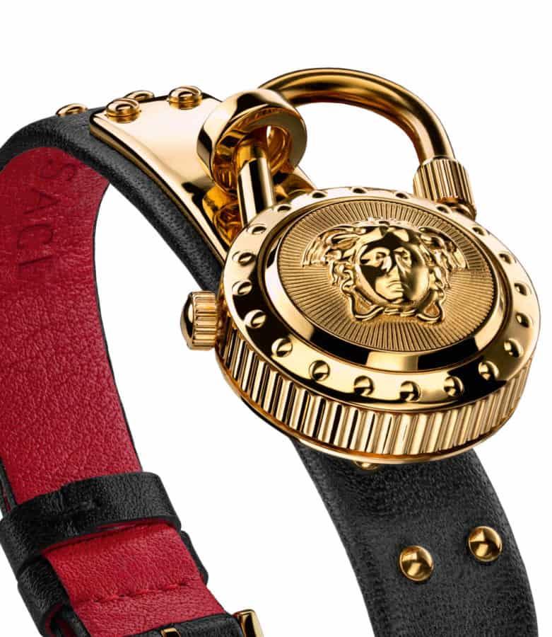 Medusa Lock Icon di Versace