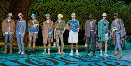 Dior: la sfilata uomo a Miami è un trionfo