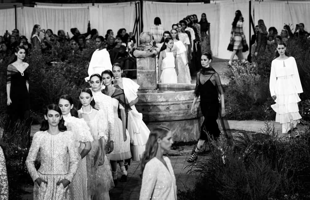 Sfilate Parigi - Chanel ss 2020