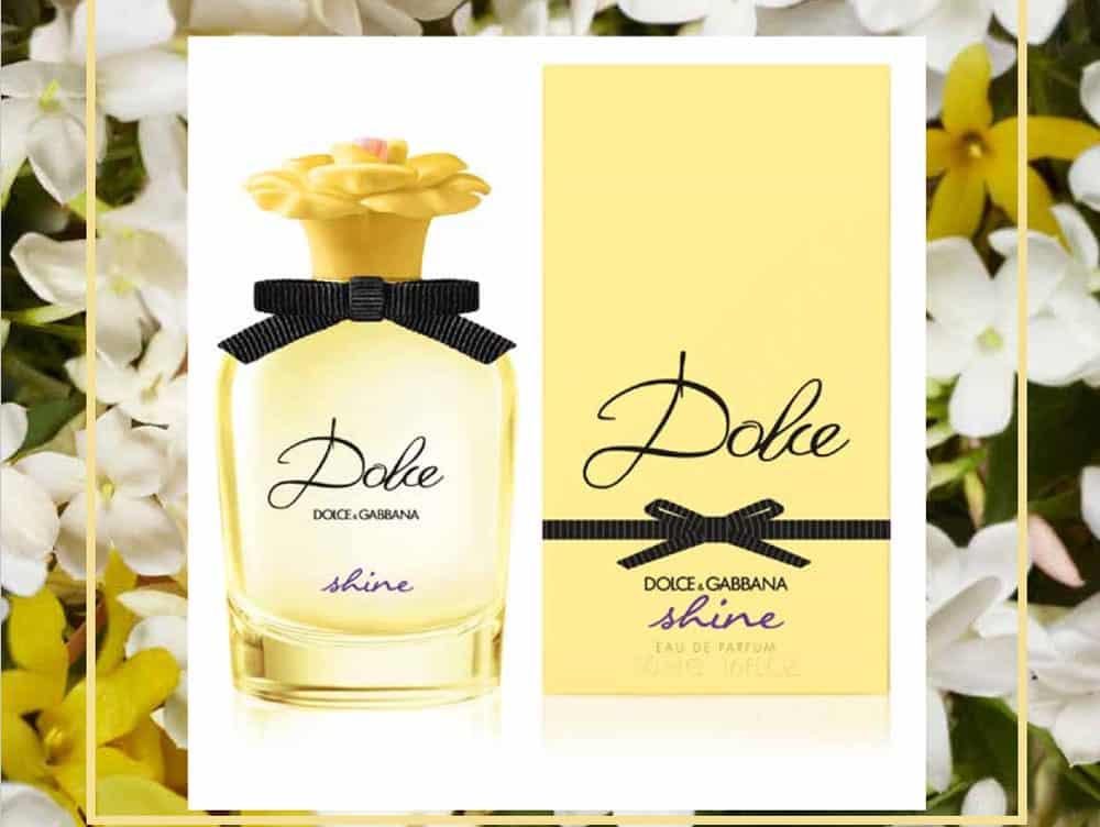 Dolce&Gabbana Beauty presenta DOLCE SHINE EAU DE PARFUM