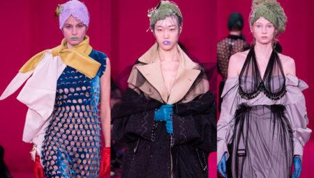 Sfilate Haute Couture Parigi - Maison Margiela Artisanal co-ed primavera-estate 2020