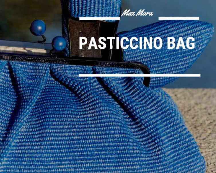Pasticcino Bag di Weekend Max Mara