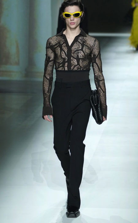 Bottega Veneta - fw 2020/21 - foto press office