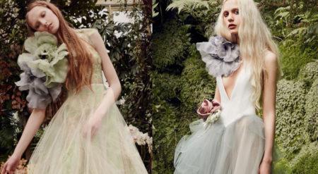 Vera Wang - ss 2020 - bridal collection