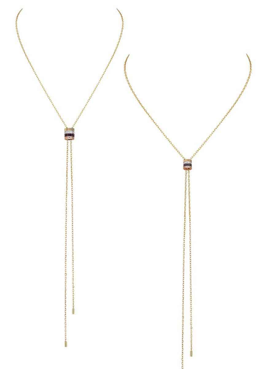 Boucheron - Medium Quatre Classique tie