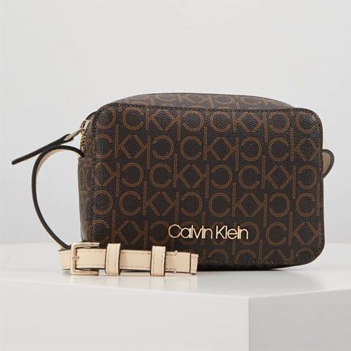 Calvin Klein - MONO CAMERABAG - Borsa a tracolla