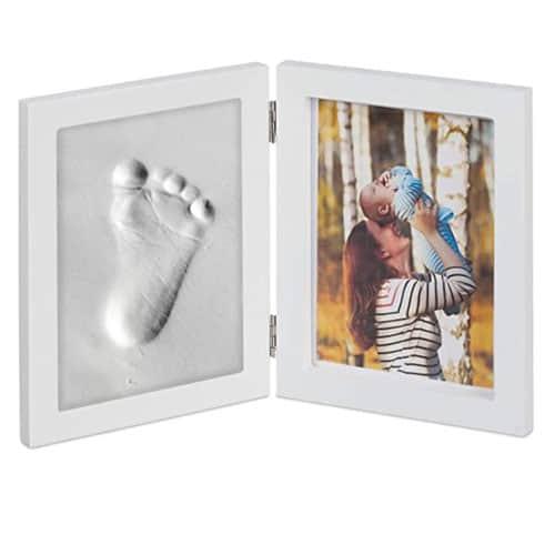 Cornice portafoto con Impronta di Gesso