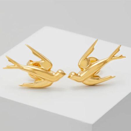 McQ Alexander McQueen - SWALLOW EARRING - Orecchini